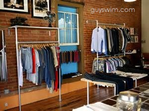 menswear showroom